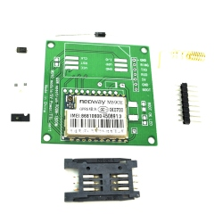 Modul GSM/GPRS M590E (dezasamblat)