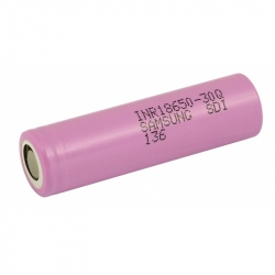 Samsung Li-Ion 3000 mAh 18650 INR18650-30Q Battery