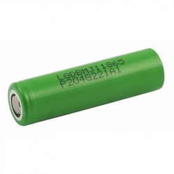 Li-ion 3400 mAh LG MJ1 18650 Battery