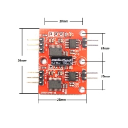 Controller Feetech cu 2 Canale pentru Servomotor