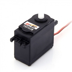 Servomotor with Continuous Rotation 3 kg * cm