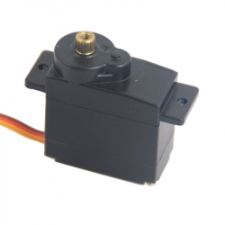 9 g Servomotor, 270° Rotation and Metalic Reducer
