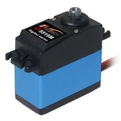 FT5519M Servomotor with Metalic Reducer