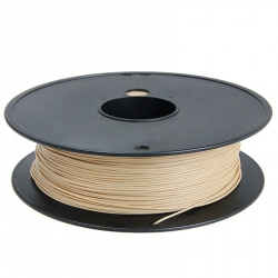 3D Printer 1.75mm, 1 kg PLA Filament - With Wood Inserts