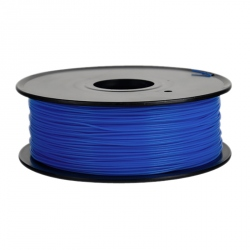 3D Printer 1.75 mm, 0.8 kg Flexible TPU Filament - Blue