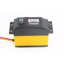 FT6560m High Torque Digital Large Scale 60kg Servo