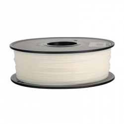 1.75 mm 0.5 kg PLA Filament for 3D Printer - Extra White