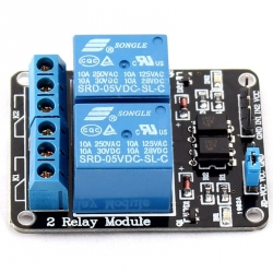 5 V Relay Module (Dual Channel)