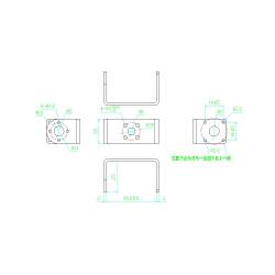 Servomotor Programabil Brushless 30 kg*cm