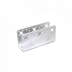 U Shape Aluminium Bracket with Multiple Uses