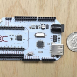 Arduino Compatible Expansion Board for Onion Omega