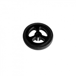 Black 35 mm Wheel for N20 Engines