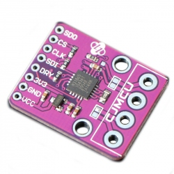 Modul Amplificator MAX31865 pentru Senzor de Temperatura PT100 pana la PT1000