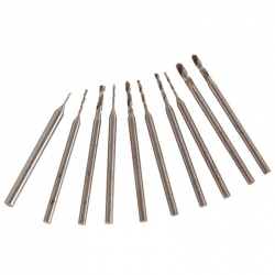 Velleman Drill Set 10 pieces