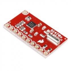 Modul Sparkfun cu Receptor FM Si4703