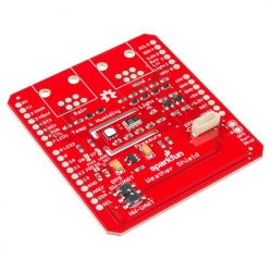 Shield Sparkfun Weather pentru Arduino Uno