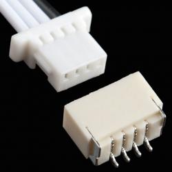 Mufă JST 4 Pini cu Cabluri de 8''
