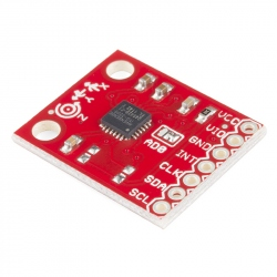 SparkFun Triple-Axis Digital-Output Gyro Breakout - ITG-3200