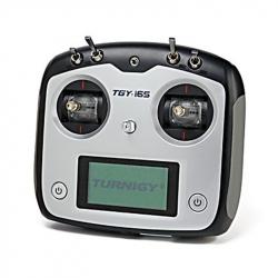 Telecomandă Turnigy TGY-I6S și Receptor cu 6 Canale (Mod 2 - Negru)
