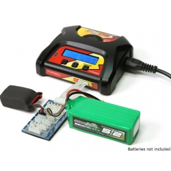 LiPo/LiFePO4 Turnigy P606 Charger with 220V Power