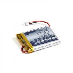 Acumulator LiPo Turnigy 1200mAh 1S 1C cu Conector JST-PH