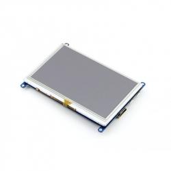 LCD (B) 5'' HDMI cu Carcasă Bicoloră
