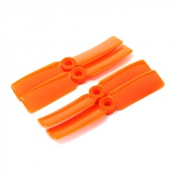 DYS T3545-O 3.5x4.5 CW/CCW (pair) - 2pairs/pack Orange