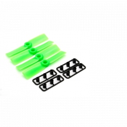GemFan Bull Nose 3545 ABS Propellers CW/CCW Set Green (2 pairs)