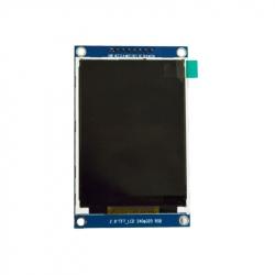 Modul LCD de 2.8'' cu SPI și Controller ILI9341 (240x320 px)
