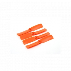 Diatone Bull Nose Polycarbonate Propellers 3545 (CW/CCW) (Orange) (2 Pairs)