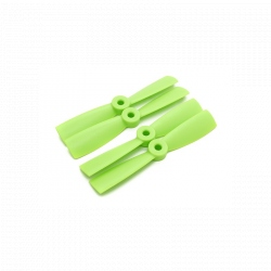 Diatone Bull Nose Plastic Propellers 4 x 4.5 (CW/CCW) (Green) (2 Pairs)