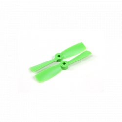 HobbyKing 4050 Bullnose PC Propellers (CW/CCW) Green (1 pair)