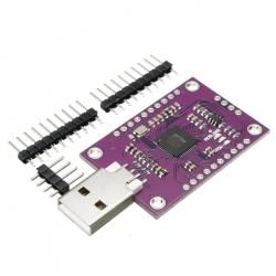 Placă Minimală CJMCU FT232H - Convertor USB către GPIO, SPI și I2C