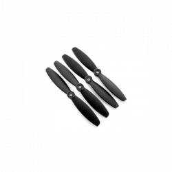 Lumenier FPV Racing Propellers 5045 2-Blade Black (CW/CCW) (2 Pairs)