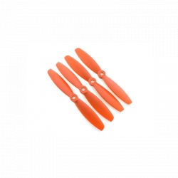 Lumenier FPV Racing Propellers 5045 2-Blade Orange (CW/CCW) (2 Pairs)