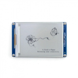 Modul cu Display E-Paper de 4.3'' - 800x600