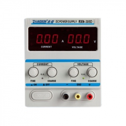 RXN-305D Laboratory Source with Digital Display (0 - 30 V, 5 A)