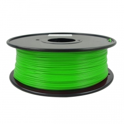 1.75 mm, 1 kg ABS Filament For 3D Printer - Green