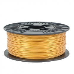 1.75 mm, 1 kg ABS Filament For 3D Printer - Light Gold