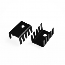 Mini Radiator 15x10x20 mm pentru Capsule TO220
