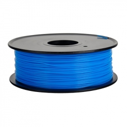 1.75 mm, 1kg PLA Filament For 3D Printer - Blue