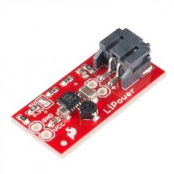 LiPower - SparkFun Boost Converter
