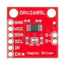 Driver Motoare ERM sau LRA SparkFun Haptic DRV2605L
