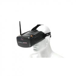 Ochelari FPV Quanum Cyclops V2 FPV cu Monitor Integrat și Receptor 40 Canale
