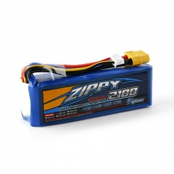 ZIPPY FLIGHTMAX 2100MAH 3S 35C LIPO PACK