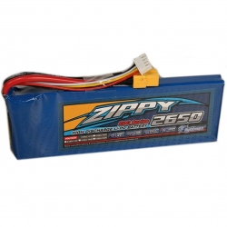 ZIPPY Flightmax 2650mAh 3S1P 20C Battery