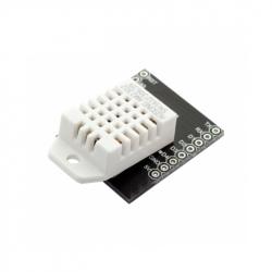WIFI D1 mini - T&H sensor shield - DHT22