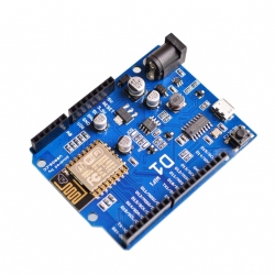 Placa de Dezvoltare WiFi cu ESP8266 WeMos D1 Uno