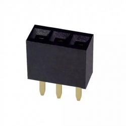 3p Female Pin Header 2.54 mm