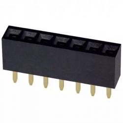 7p Female Pin Header 2.54 mm